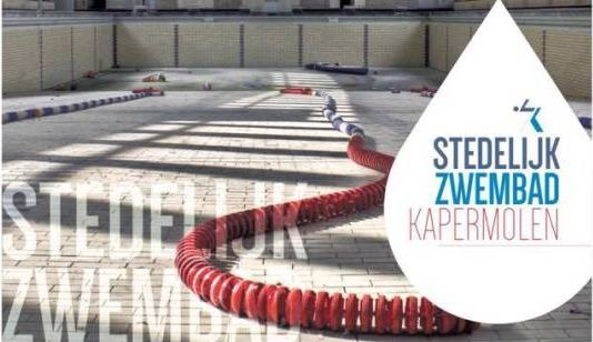 Zwembadencomplex De Kapermolen (7km)